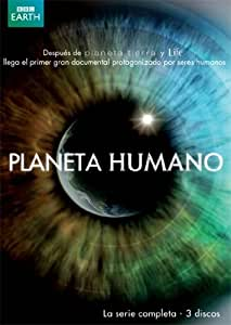 Planeta Humano [DVD]