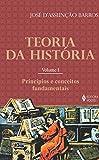 capa de Teoria da História. Princípios e Conceitos Fundamentais - Volume I: Volume 1