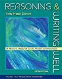 img - for Reasoning and Writing Well book / textbook / text book
