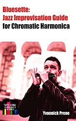 Bluesette: Jazz Improvisation Guide: for Chromatic Harmonica + Audio Examples