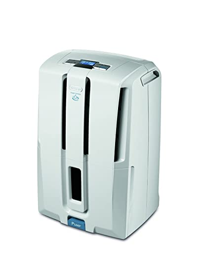 amazon com delonghi 50 pint dehumidifier with patented pump