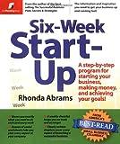 Six-Week Start-up, Rhonda Abrams, 0966963598