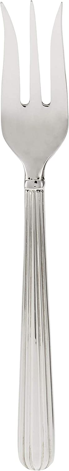 Mikasa Italian Countryside Stainless Steel Cocktail Fork, Set of 4