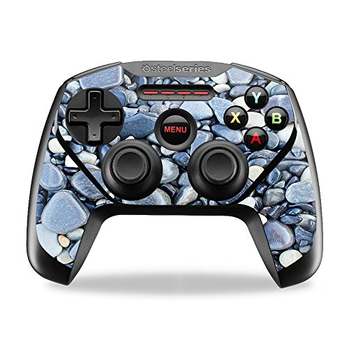 MightySkins Protective Vinyl Skin Decal for SteelSeries Nimbus Controller case wrap Cover Sticker ()