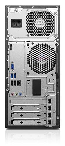 Lenovo Ideacentre 300 Desktop Computer, Black (Intel Core i3, 8GB DDR4 RAM, 1TB HDD, Windows 10) 90DA00LPUS