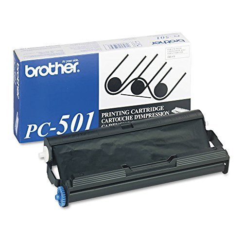 Price comparison product image Brother PPF Print DXpYS Cartridge - 150 Pages - Retail Packaging,  PC501 (3 Pack)