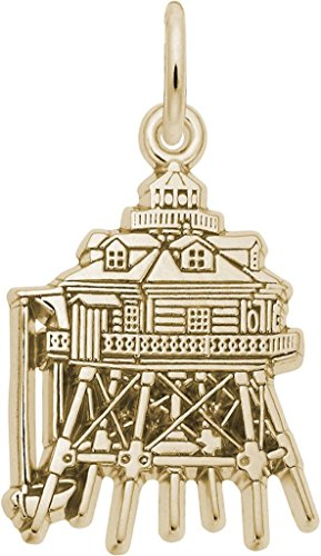 Point Lighthouse Charm - 6
