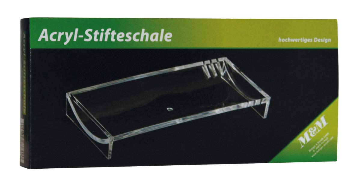 Metzger /& Mendle 62640440 Acryl-Stiftek/öcher im Geschenkkarton