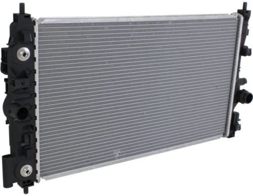 New Radiator Fits Chevrolet Cruze Automatic Or Manual Transmission RAD13197