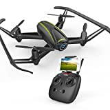 Toys : Navigator U31W Drone with HD Camera (1280 x 720) Kids and Beginner WIFI FPV Quadcopter with Altitude Hold Headless Mode TF Card 4GB Included