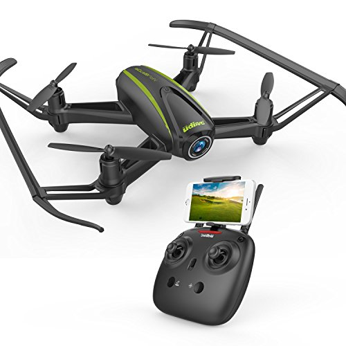 Navigator U31W Drone with HD Camera (1280 x 720) Kids and Beginner WIFI FPV Quadcopter with Altitude Hold Headless Mode TF Card 4GB Included