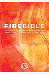 Fire Bible: English Standard Version Hardcover