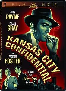 Kansas City Confidential (MGM Film Noir) [Import]