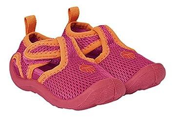 Lässig 1432001709 Beach Sandals Strandschuhe, Berry, Schuhgröße: 18, rosa Schuhgröße: 18 Laessig GmbH 1432001709_1