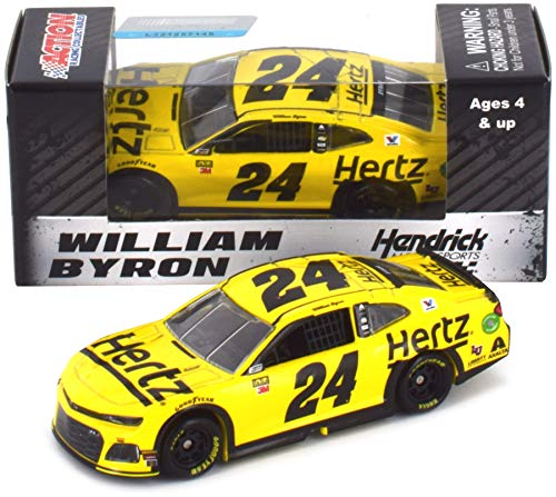 Lionel Racing William Byron #24 Hz 2019 Chevrolet Camaro NASCAR Diecast 1: 64 Scale from Lionel Racing
