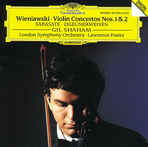 Wieniawski: Concerto for Violi...