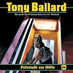 Fahrstuhl zur Hölle (Tony Ballard 4)