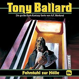 Fahrstuhl zur Hölle (Tony Ballard 4) Hörspiel