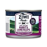 ZiwiPeak Canned Cat Food Rabbit & Lamb 6.5 oz Case 12