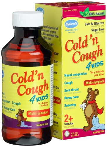 Hylands Cold Cough Ounce Boxes