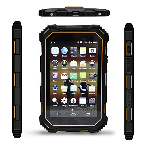 rugged waterproof tablets