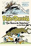 capa de Pato Donald. Em Busca do Unicórnio