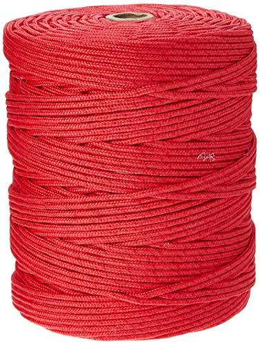 Corda Multifilamento Vonder Vermelho 5 Mm