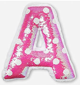 Justice For Girls Flip Sequin Pillow M