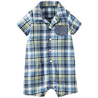 Carter's Baby Boys' 1 Pc 118h019, Navy, 6M