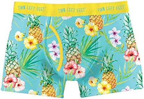 ISLAND PARADISE Two Left Feet Mens Underwear