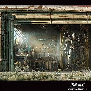 Inon Zur Fallout 4 Deluxe Vinyl Soundtrack 6lp Box Set Amazon Com Music