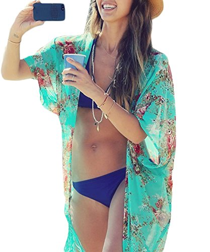 51d9d12a5b Yonala Summer Womens Beach Wear Cover up Swimwear Beachwear Bikini