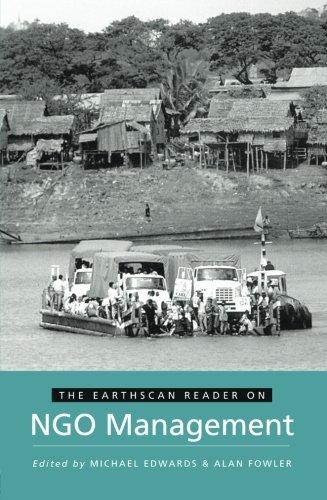 The Earthscan Reader on Ngo Management (Earthscan Reader Series)