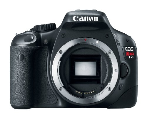 Picture of a Canon EOS Rebel T2i DSLR 13803123777