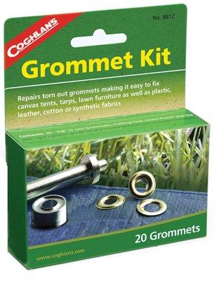 Coghlans-8812-20-Pack-Grommet-Kit