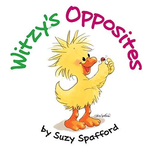 Witzy's Opposites (Little Suzy's Zoo Book 3)