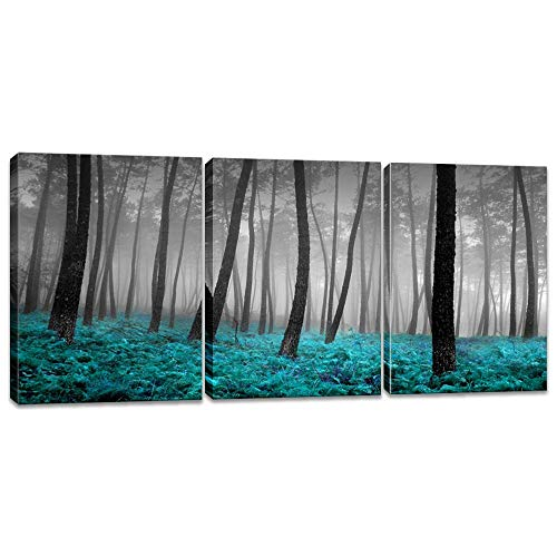iKNOW FOTO Painting Contemporary 12x16inchx3pcs product image