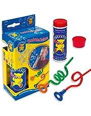 Pustefix- Juego para Hacer pompas de jabón, 70 ml, Multicolor (869460)