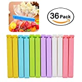 #10: Food Bag Sealing Clip,Pack of 36,Kitchen Storage accessories