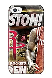 houston rockets basketball nba (63) NBA Sports & Colleges colorful iPhone 4/4s cases