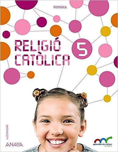Book Religió Catòlica, 5 Primària