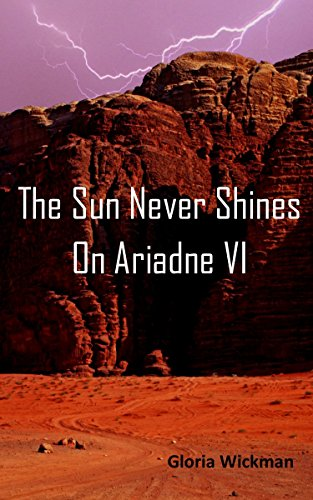 The Sun Never Shines on Ariadne VI Book Cover