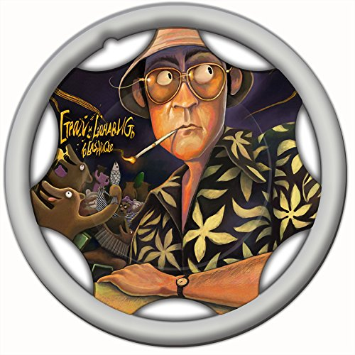 """Las Vegas Interesting handmade hubcaps 15"""" (Wheel Covers) - Handmade Wheel Covers- 4 PIECE SET - Get exclusive accessory for your car or garage - Best gift ideas for car enthusiasts"""