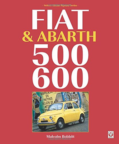 Download Fiat & Abarth 500, 600 pdf epub