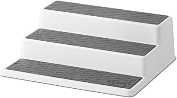 Copco 2555-0189 Non-Skid 3-Tier Cabinet Organizer, 10-Inch