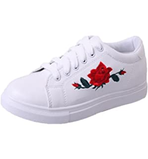Sneakers casual rosa per donna Fashion thirsty