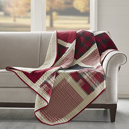 Woolrich WR50-1783 Huntington Quilted Throw 50x70