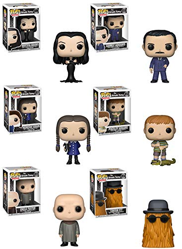 Funko Pop! TV: The Addams Family Collectible Vinyl