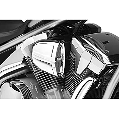 Cobra PowrFlo Air Intake Kit for Honda Fury/Sabre/Stateline/Interstate: Automotive