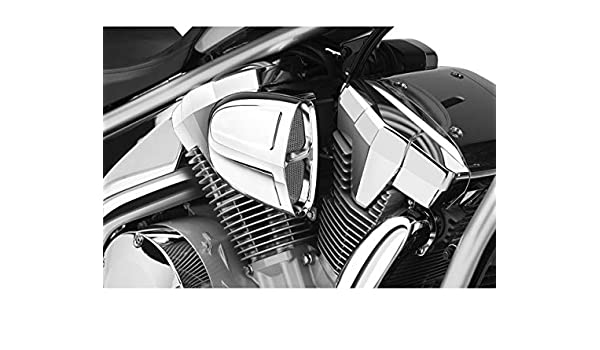 Cobra powrflo Kit de Admisión de aire para Kawasaki 2006 - 14 VN900 modelos: Amazon.es: Coche y moto
